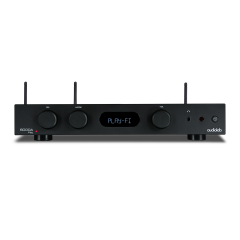 Audiolab 6000A PLAY Black Wireless Audio Streaming Player