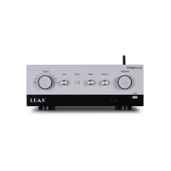 LEAK STEREO 130 Silver High-Fidelity Integrated Amplifier