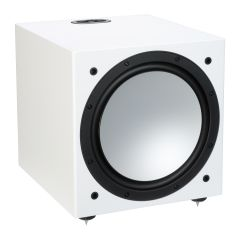 Monitor Audio SILVER W12 White Active Subwoofer
