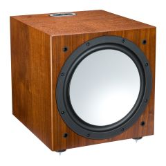Monitor Audio SILVER W12 Walnut Active Subwoofer