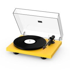 Pro-ject DEBUT CARBON EVO Satin Yellow Turntable