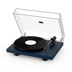 Pro-ject DEBUT CARBON EVO Satin Blue Turntable
