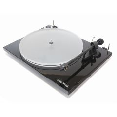 Pro-ject ESSENTIAL 3 A Black Turntable