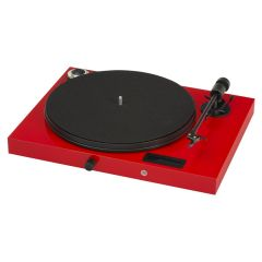 Pro-ject Juke Box E Red Turntable System