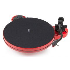Pro-ject RPM1 CARBON Red Turntable