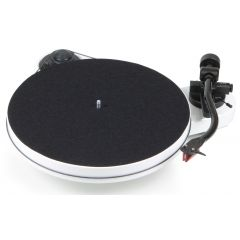 Pro-ject RPM1 CARBON White Turntable