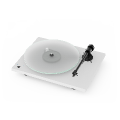Pro-ject T1 PHONO SB White Turntable