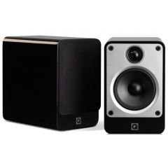 Q Acoustics CONCEPT 20 Gloss Black Stereo Speakers