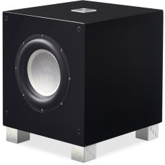 REL T7I Black Active Subwoofer