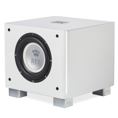 REL T/7x White Powered Subwoofer