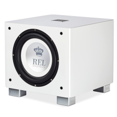 REL T/9x White Powered Subwoofer