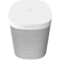 Sonos ONE SL White The Mini But Mighty Home Speaker