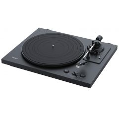 Teac TN175 Black 2 speed Full Automatic Analog Turntable with Phono EQ